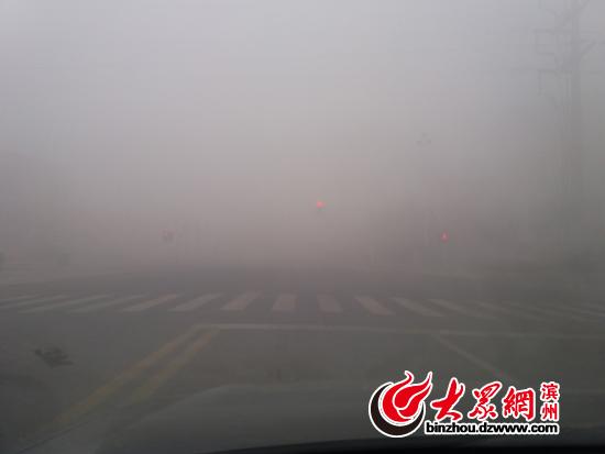 受雾霾影响 滨州发往外地的19条线路停发