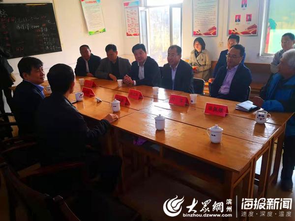 滨州市文化和旅游局志愿者到孙武街道开展志愿服务活动