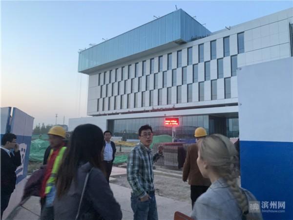 京东黄河三角洲云计算大数据中心将于近期开业
