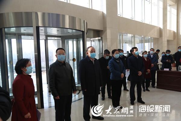 2月13日 滨州将再派30名医疗人员驰援湖北