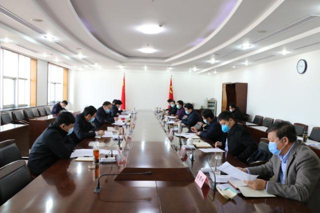 快讯!滨州市政府专题部署春季农业生产 引水灌溉和脱贫攻坚工作