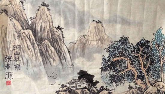 """""""我的中国梦""""绘画作品评选正在投票"""